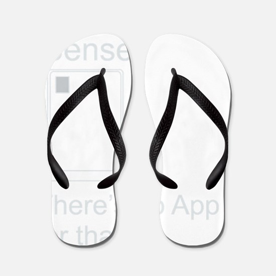 CommonSense_AppBWNB Flip Flops