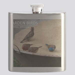 GardenBirds Flask
