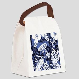 honuhibiscusmodipadsleeve Canvas Lunch Bag