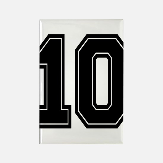 10 Rectangle Magnet