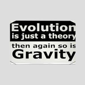 evolution5 Rectangle Magnet