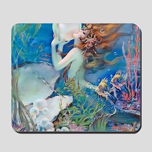 Pillow-CLIVE-Mermaid Mousepad