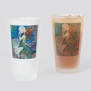 Pillow-CLIVE-Mermaid Drinking Glass