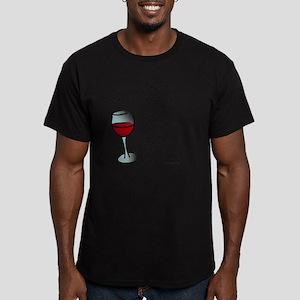 seenmywine Men's Fitted T-Shirt (dark)