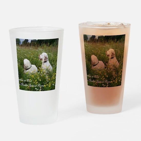 CINClumbersCvr Drinking Glass