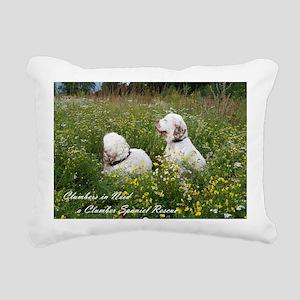 CINClumbersCvr Rectangular Canvas Pillow