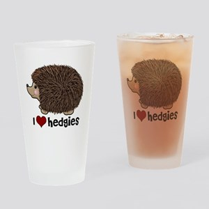 hearthedgies Drinking Glass