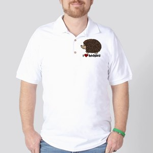 hearthedgies Golf Shirt