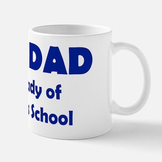 OLM dad transp blue Mug