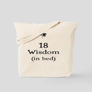 18wisdom Tote Bag