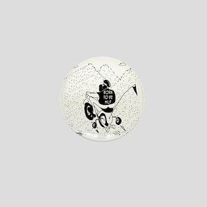 8693_ATV_cartoon Mini Button