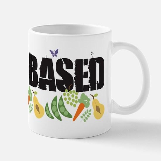 plant-based2-wht Mug