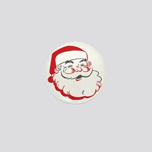Santa Mini Button
