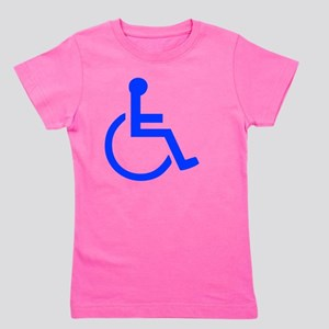 handicapped yard Girl's Tee