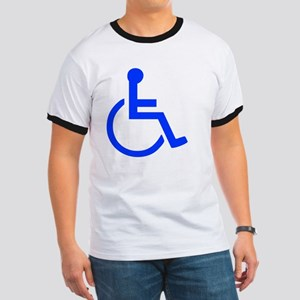 handicapped yard Ringer T