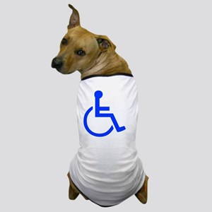 handicapped yard Dog T-Shirt
