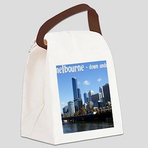 melbourne3 Canvas Lunch Bag