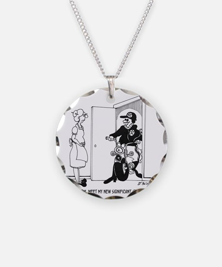 5469_relationship_cartoon Necklace