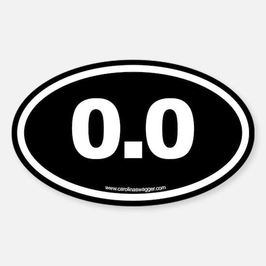 0 Bumper Stickers