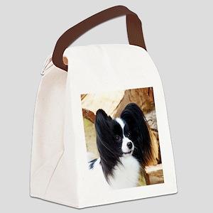 sonrisa Canvas Lunch Bag