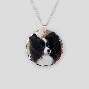 sonrisa Necklace Circle Charm