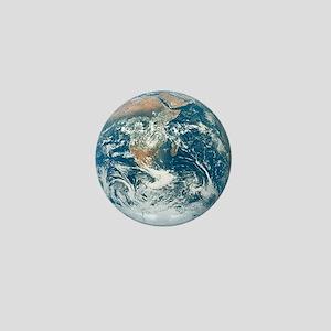 Earth from Apollo FRI Mini Button