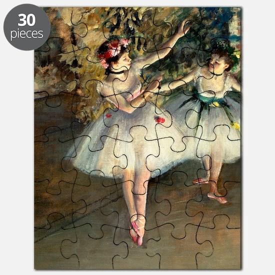 K/N Degas 2Dan Puzzle