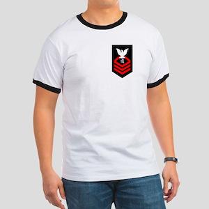 Veteran ITC<BR> Ringer T-Shirt 2