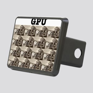 gpu_monkey Rectangular Hitch Cover