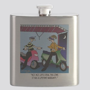 7428_scooter_cartoon Flask