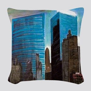 10631 Woven Throw Pillow