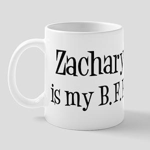 Zachary is my BFF Mug