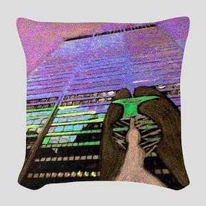 10721 Woven Throw Pillow