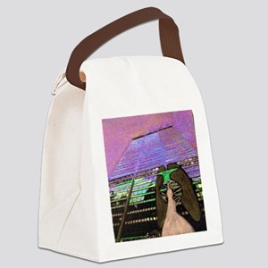 10721 Canvas Lunch Bag