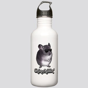 chinchillas Stainless Water Bottle 1.0L