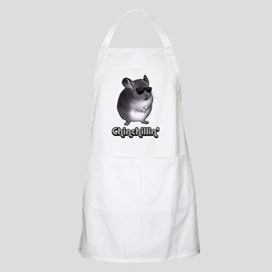 chinchillas Apron
