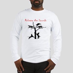 coon treed plain Long Sleeve T-Shirt
