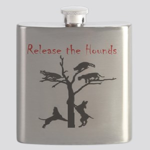 coon treed plain Flask