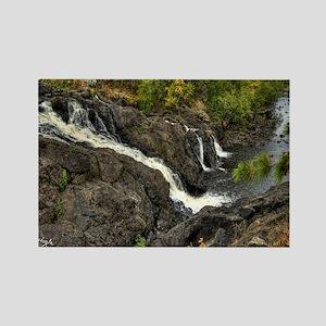 Kawishiwi Falls Rectangle Magnet