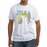 Rally 1 Fitted T-Shirt
