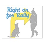 Rally 1 Small Poster