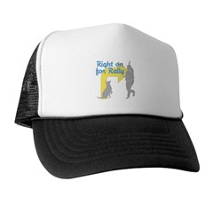 Rally 1 Trucker Hat