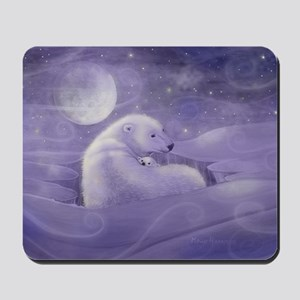 Gentle Winter cp Mousepad