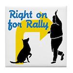 Rally 2 Tile Coaster