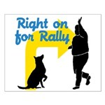 Rally 2 Small Poster