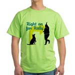 Rally 2 Green T-Shirt