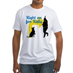 Rally 2 Fitted T-Shirt