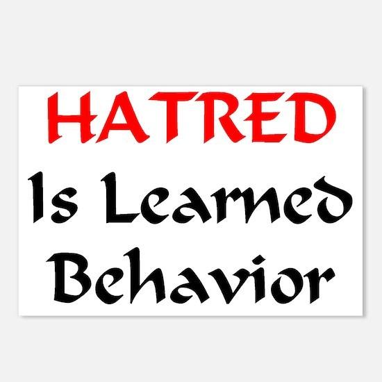 learned_behavior-112011 Postcards (Package of 8)