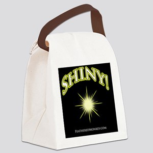 Shiny_9x7 Canvas Lunch Bag
