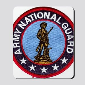 national guard Mousepad
